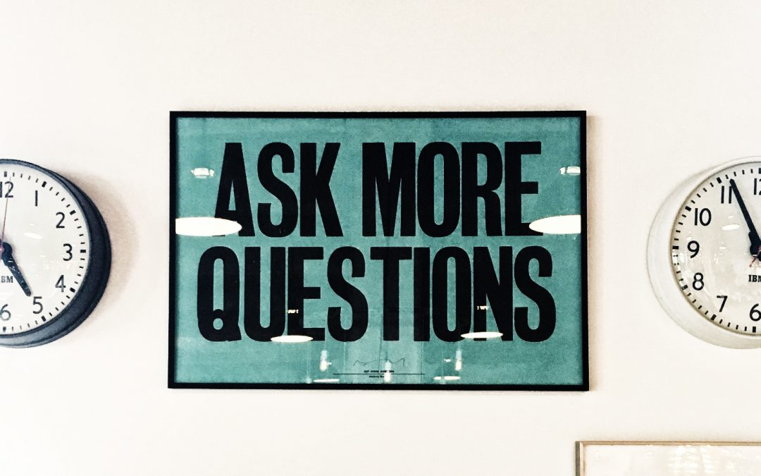 Fråga mer.